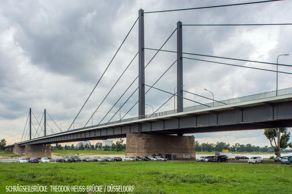 Verkehr Zoobrücke